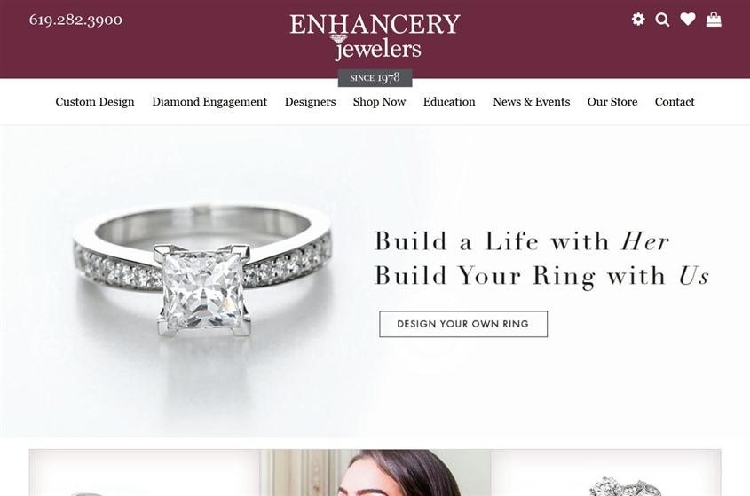 Enhancery Jewelers wedding vendor photo