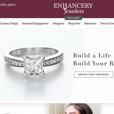 Enhancery Jewelers wedding vendor preview