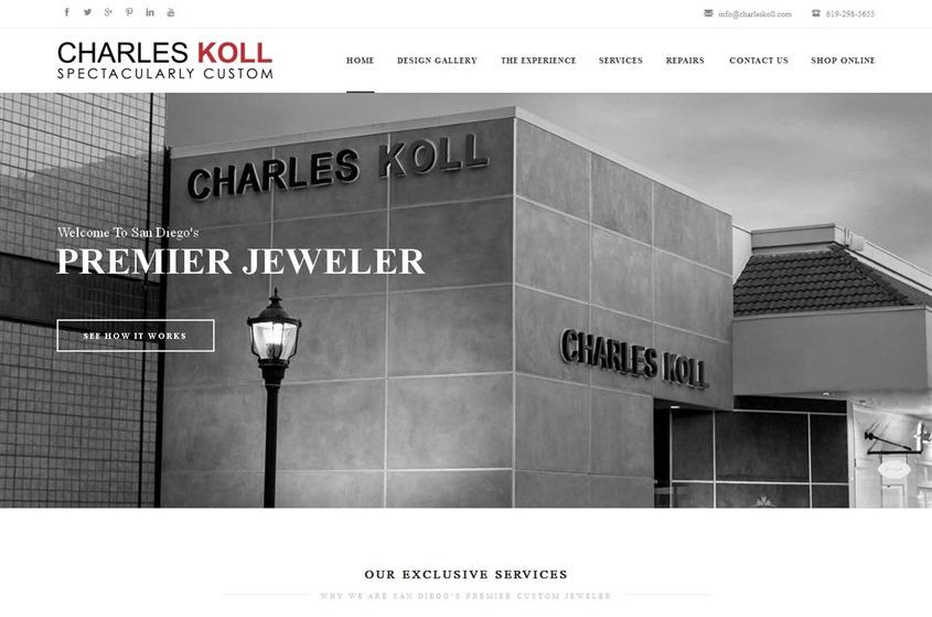 Charles Koll Spectacularly Custom wedding vendor photo