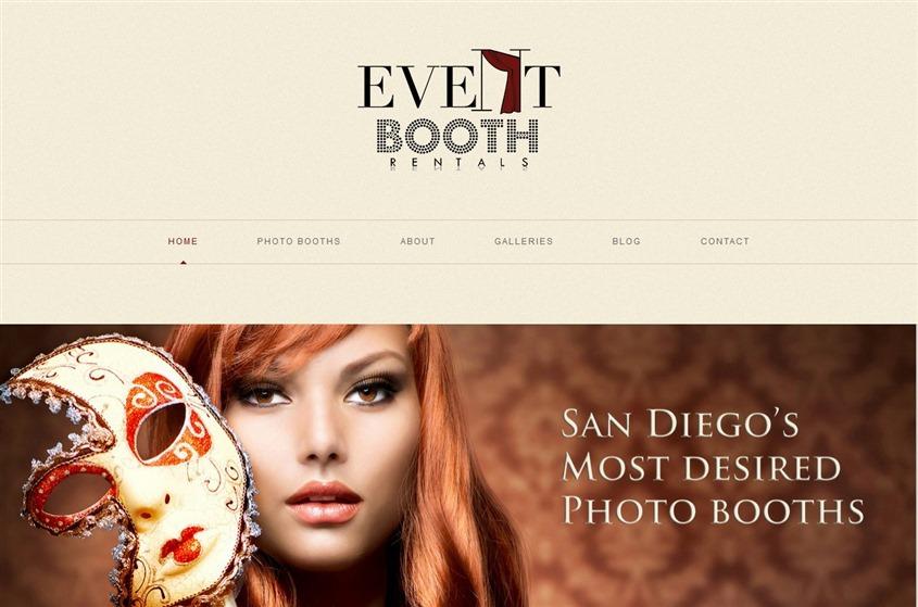 Event Booth Rentals wedding vendor photo