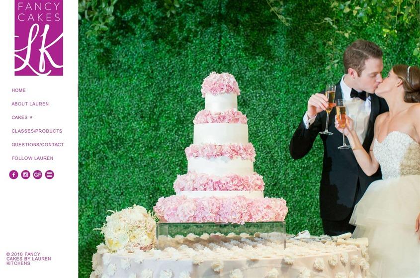 Fancy Cakes by Lauren wedding vendor photo