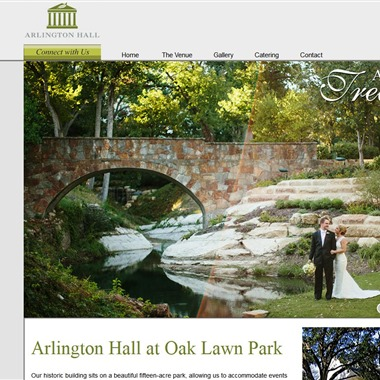 Arlington Hall wedding vendor preview