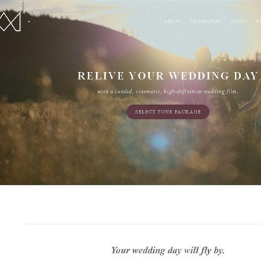 Motion Artisan wedding vendor preview