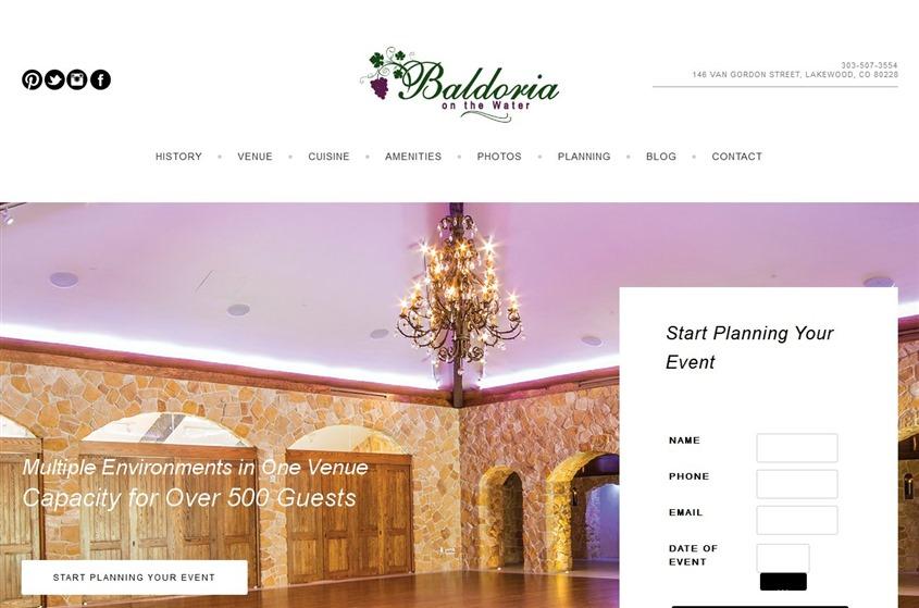 Baldoria Events wedding vendor photo