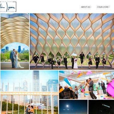Colin Lyons Wedding Photography wedding vendor preview