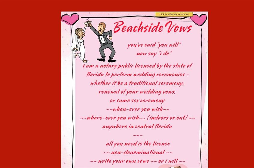 Wedding Vows wedding vendor photo
