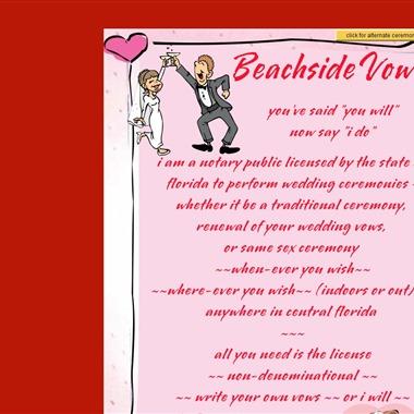 Wedding Vows wedding vendor preview