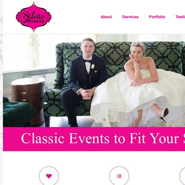 Stiletto Events wedding vendor preview