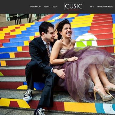 CUSIC Photography wedding vendor preview