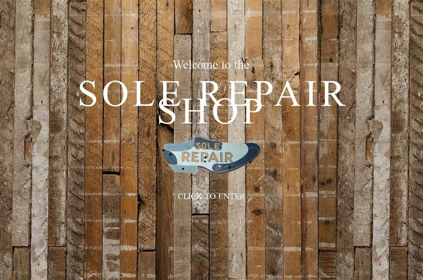 Sole Repair wedding vendor photo