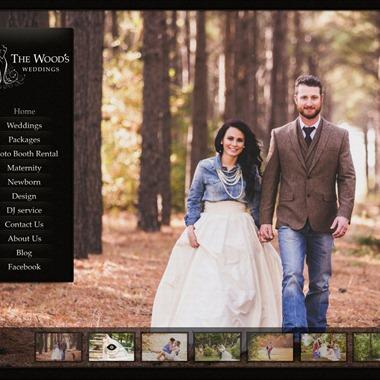 The Wood's Weddings wedding vendor preview