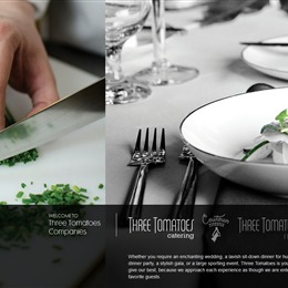 Three Tomatoes Catering photo