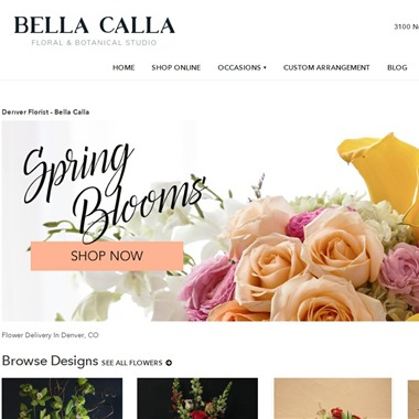 Bella Calla wedding vendor preview