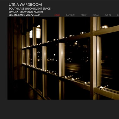 Utina Wardroom wedding vendor preview