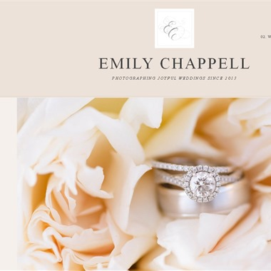 Emily Chapell Photography wedding vendor preview