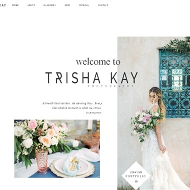 Trisha Kay Photography wedding vendor preview