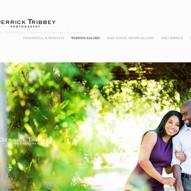 Derrick Tribbey Photography wedding vendor preview