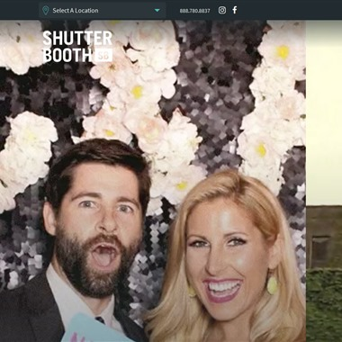 ShutterBooth wedding vendor preview