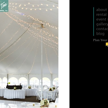 Party Time Rental wedding vendor preview