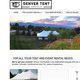 Denver Tent Rentals photo