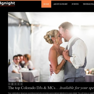 Ignight Entertainment wedding vendor preview