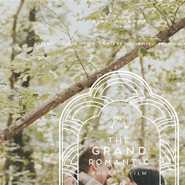 The Grand Romantic wedding vendor preview