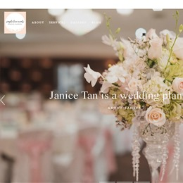Photo of Simple Love Events Test, a wedding Planners in Dallas
