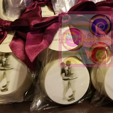 Sam's Sweet Treats wedding vendor preview