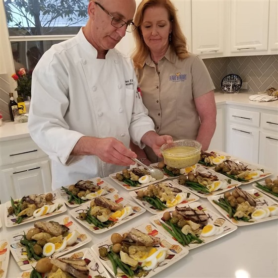 Heart to Heart Catering & Events wedding vendor photo