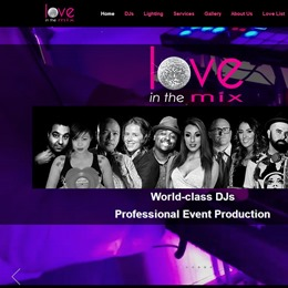 Love In The Mix photo