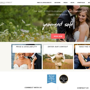 George Steet Photo wedding vendor preview