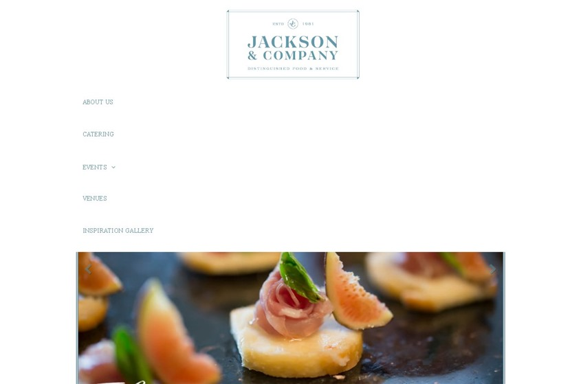 Jackson and Company wedding vendor photo