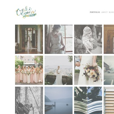 Oak & Cypress Weddings wedding vendor preview