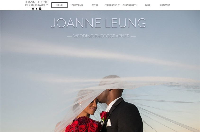 Joanne Leung Photography wedding vendor photo