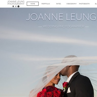 Joanne Leung Photography wedding vendor preview