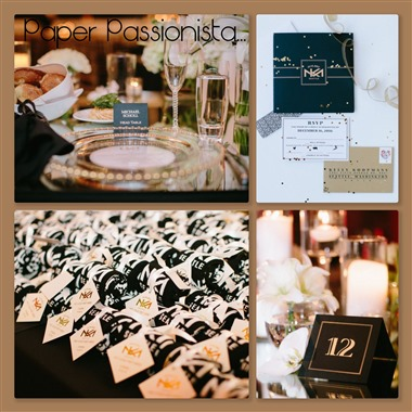 Paper Passionista wedding vendor preview