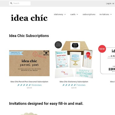 Idea Chic wedding vendor preview