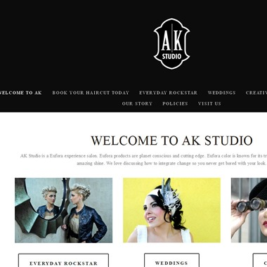 AK Studio wedding vendor preview