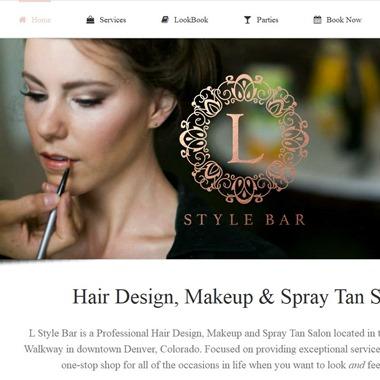 L Style Bar wedding vendor preview