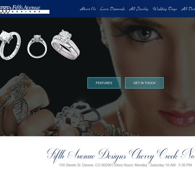 Fifth Avenue Designs wedding vendor preview