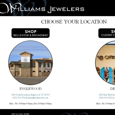 Williams Jewelers wedding vendor preview