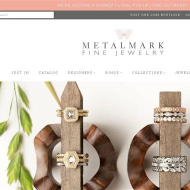 Metalmark Fine Jewelry wedding vendor preview