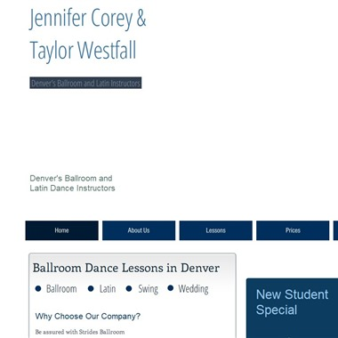 Strides Ballroom wedding vendor preview