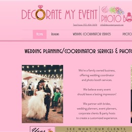 Decorate My Event photo