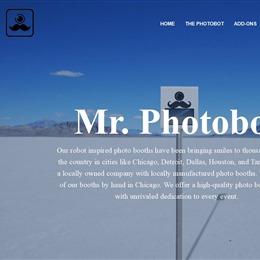 Mr. Photobot photo