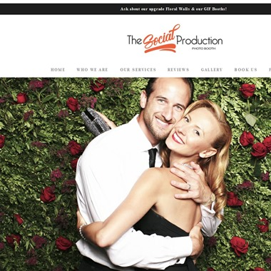 The Social Production wedding vendor preview