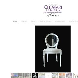 Chiavari Chairs Rentals photo