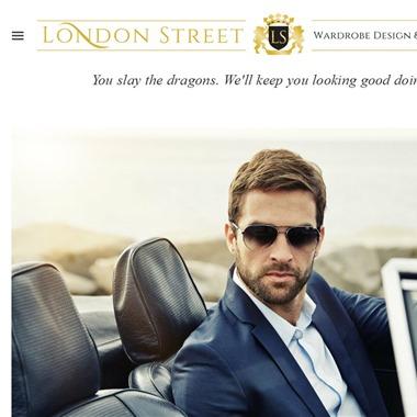 London Street Bespoke wedding vendor preview