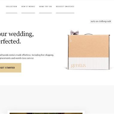 Generation Tux wedding vendor preview