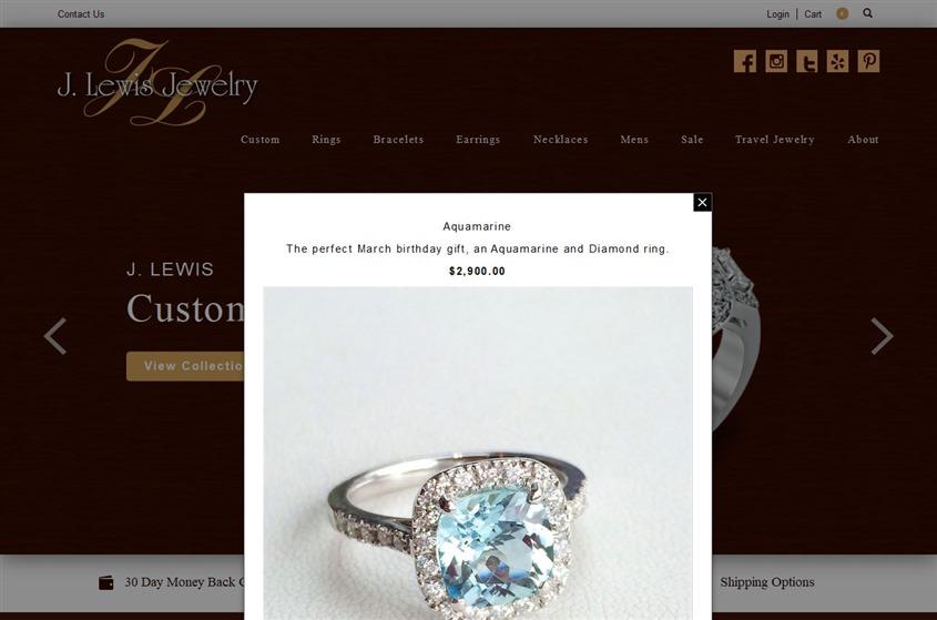 Jlewis Jewelry wedding vendor photo